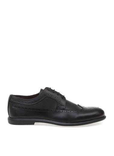 Cotton Bar Cotton Bar Siyah Klasik Ayakkabı Siyah